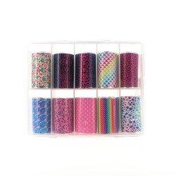 Colorfull Foils