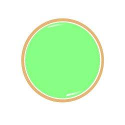"""Gel couleur """"Green Apple"""""""